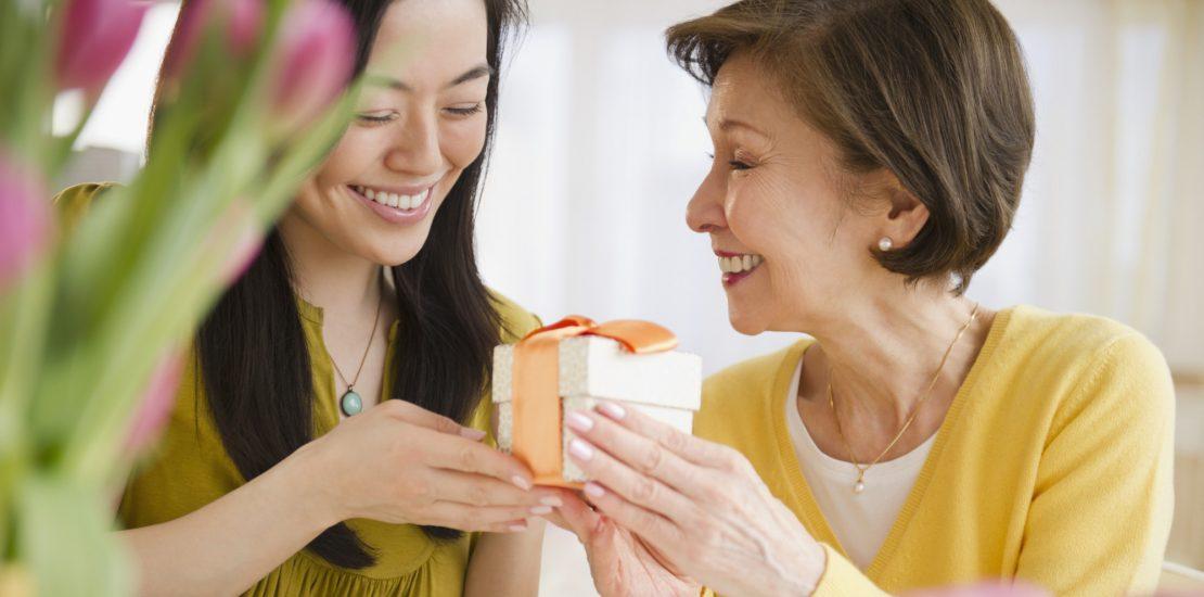 Dia das Mães - Tributos de presentes - Mérito Contábil