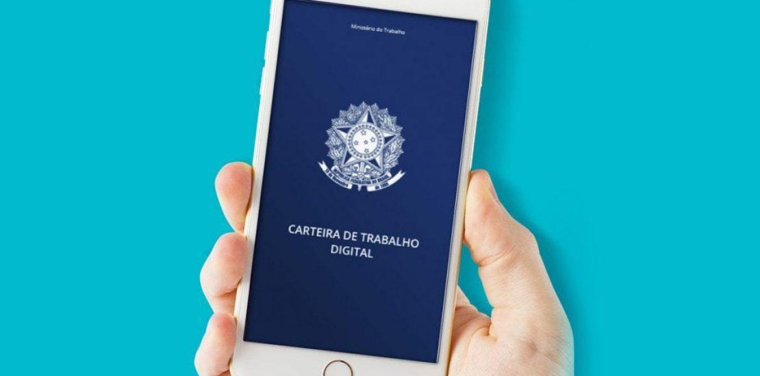 Carteira de trabalho digital - Mérito Contábil